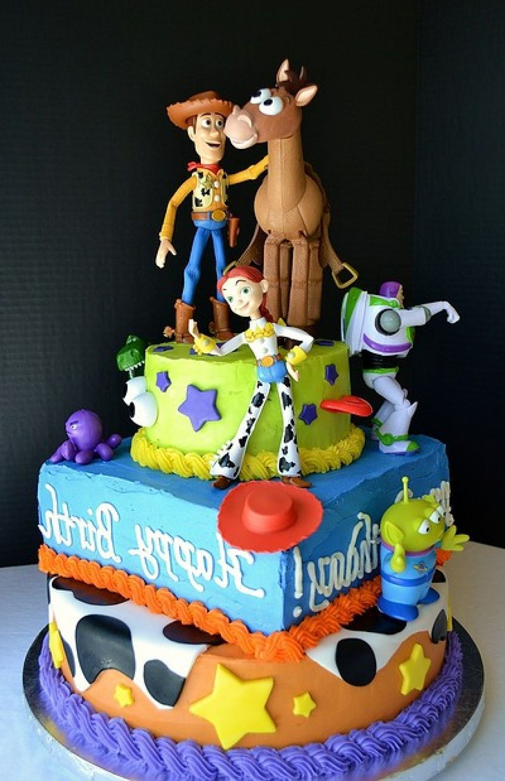 Swell Toy Story Cakes At Walmart Ny Super Foods Toy Story Birthday Personalised Birthday Cards Arneslily Jamesorg