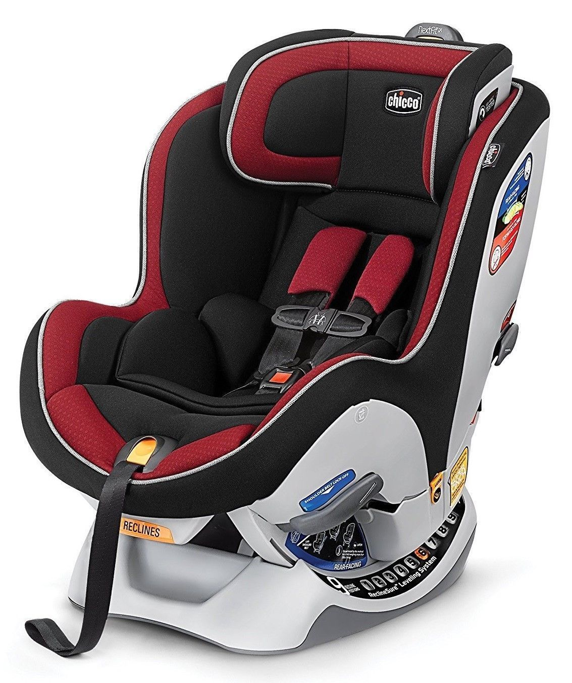 Chicco nextfit ix convertible child safety baby car seat
