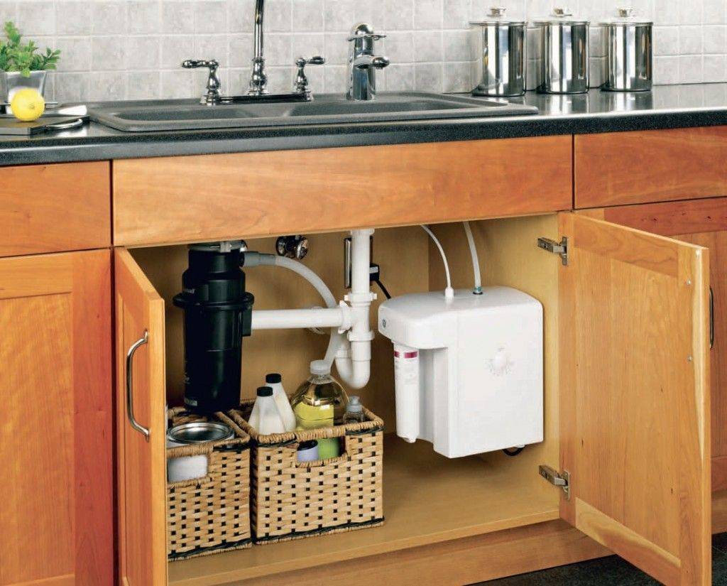 Install A Reverse Osmosis Water Filter Sink