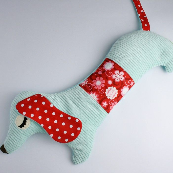 Sausage Dog Wheat Heat Pack - by choochiebubble on madeit | sausage ...
