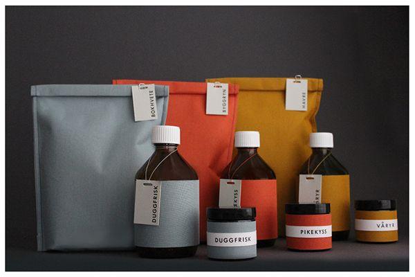 Grøt Packaging on Behance