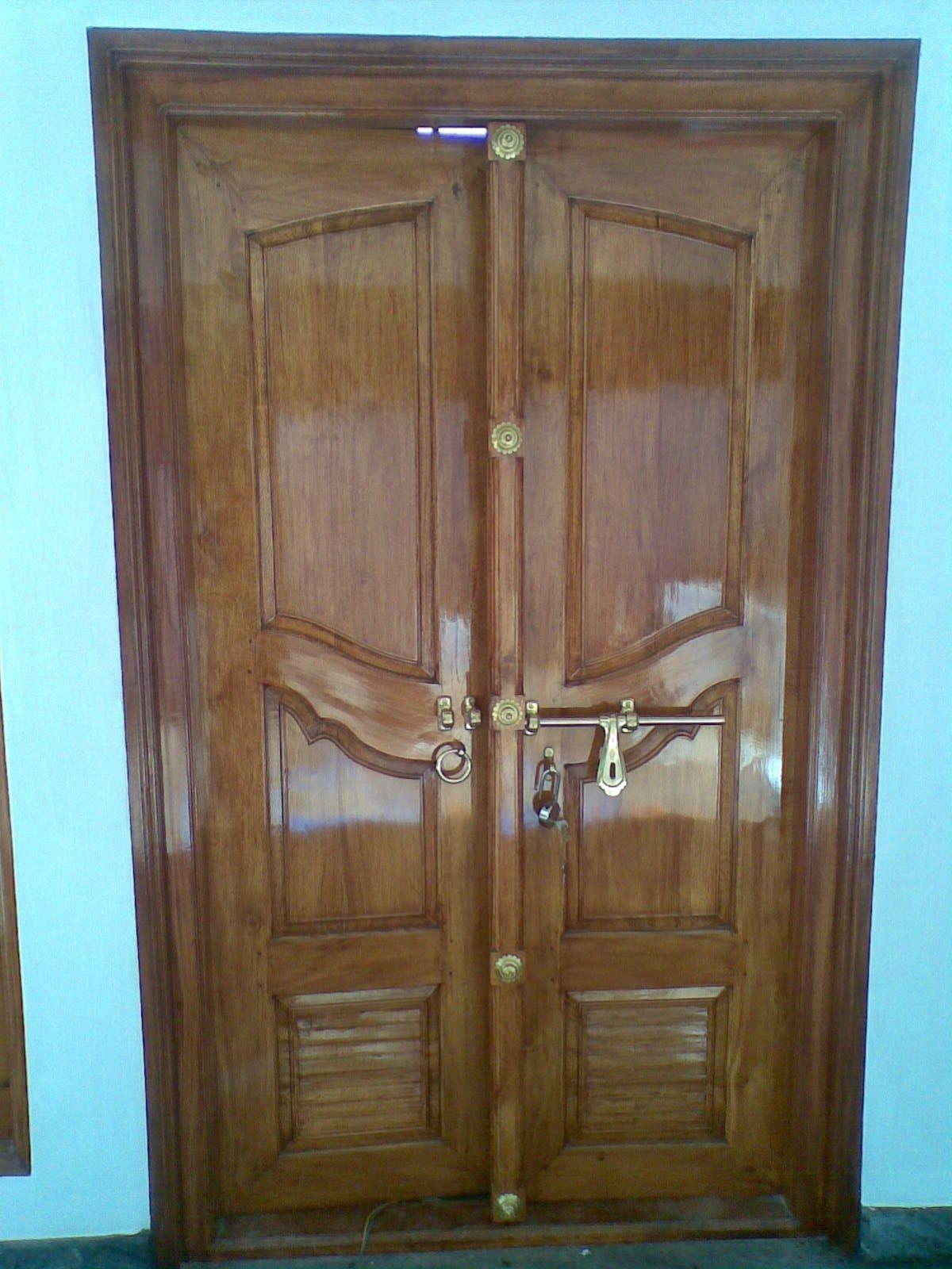 Harga Pintu Doors Woodendoors Wooddoors Teakwood Solidteakwood Double Door Design Double Doors Double Front Doors