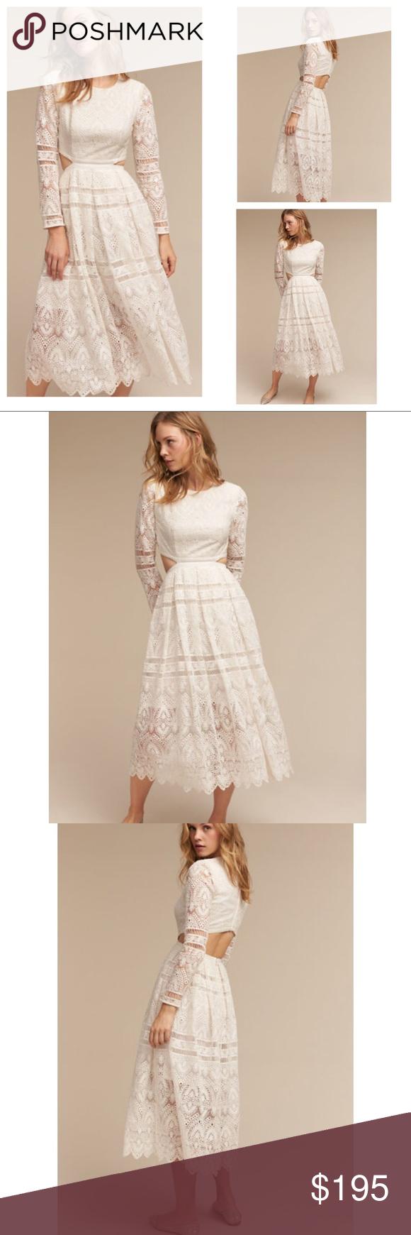 a1be8b90eee NWT BHLDN Anthro Thurley Fallon Dress Au 12/US 6-8 NWT, This is an ...