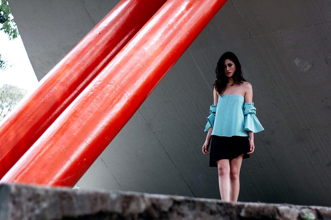 6. Blusa de Leonor Rincon