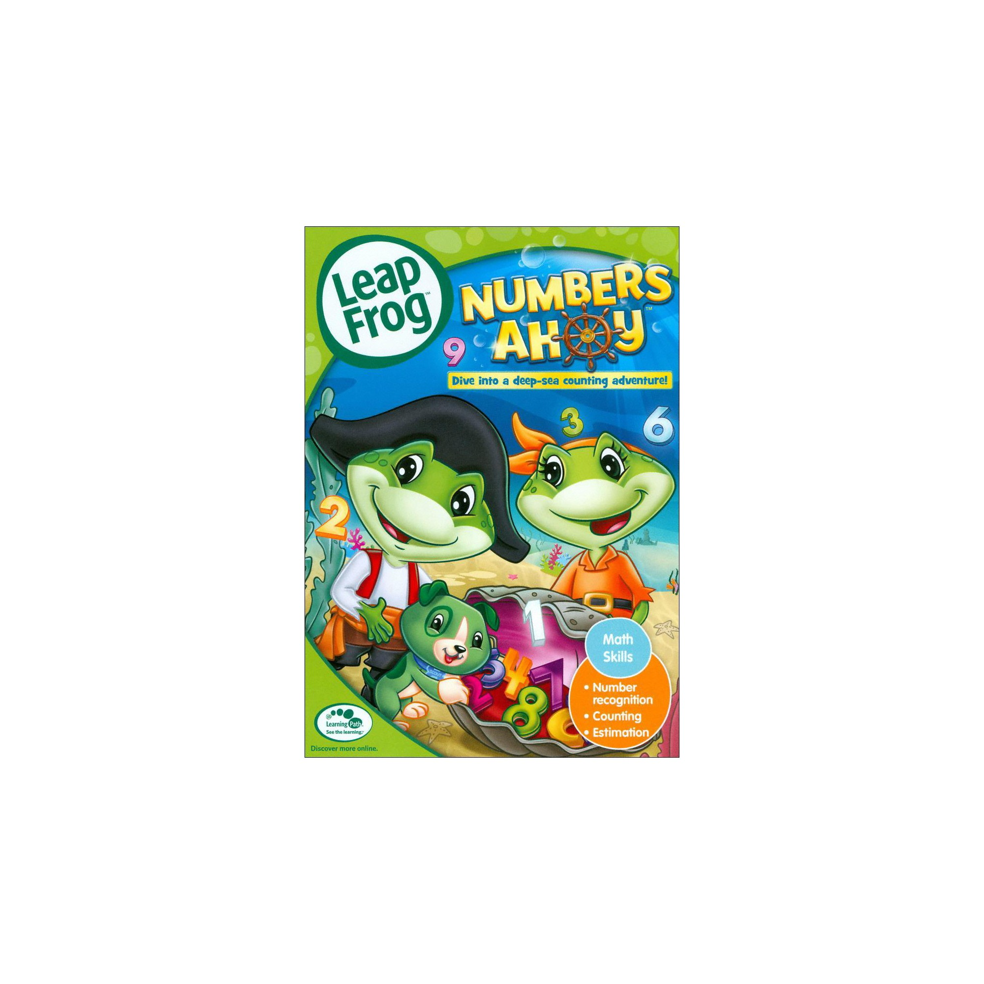 LeapfrogNumbers ahoy (Dvd)