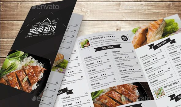 Menu Design Projects For Creative  Fun Restaurants  Design
