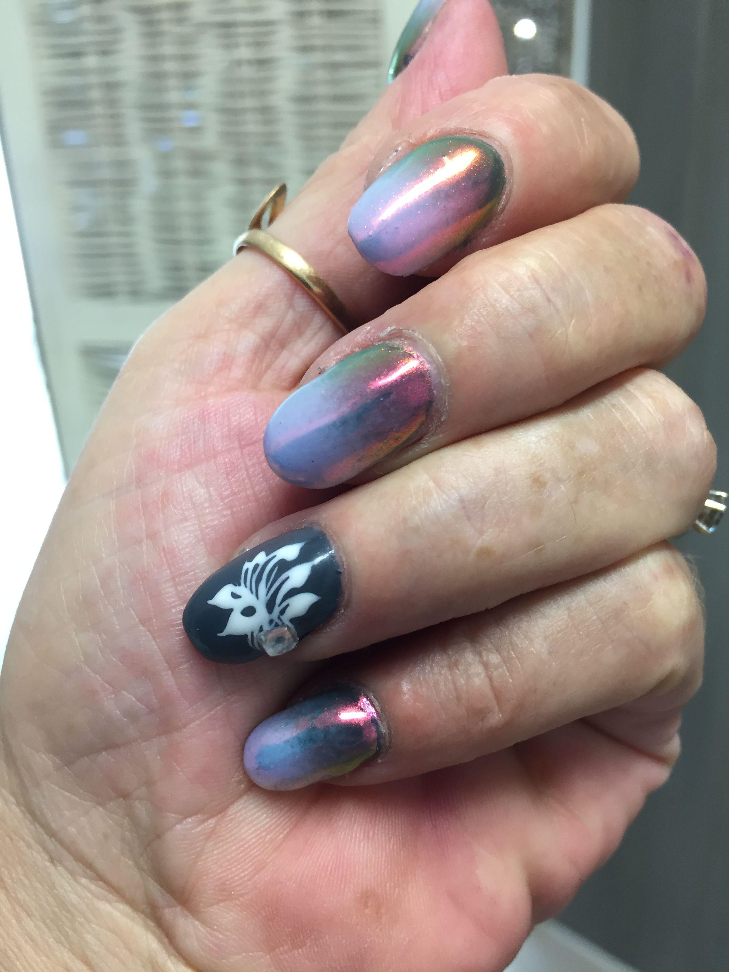 Image du tableau Nail art de Abby