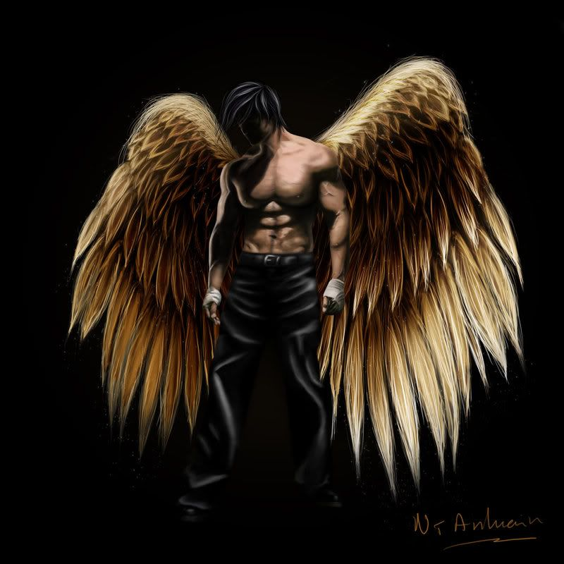 Male Angel Art Very Large Post In The Breakout Room Forum Angel Wallpaper Angel Art Male Angels