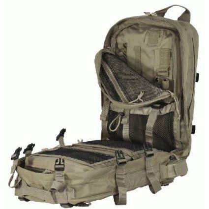 Amazon Com Voodoo Tactical Deluxe Professional Special Ops Field Medical Pack Coyote Brown Tan 15 8174 Militar Get Home Bag Tactical Medic Tactical Bag