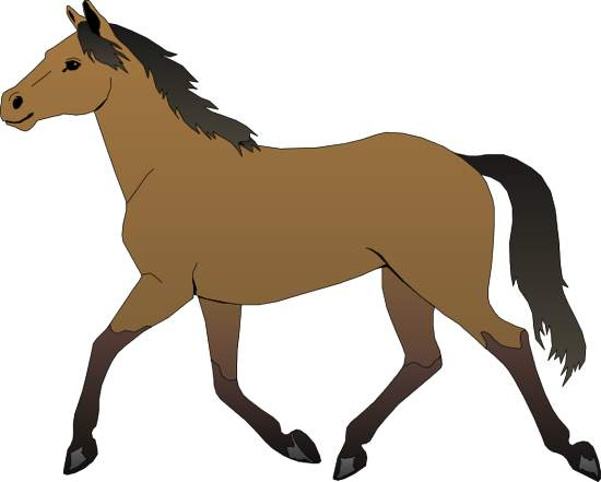 Free Clip Art Clip Art Collection Download Clipart On Clipart Library Horse Clip Art Horse Animation Horses