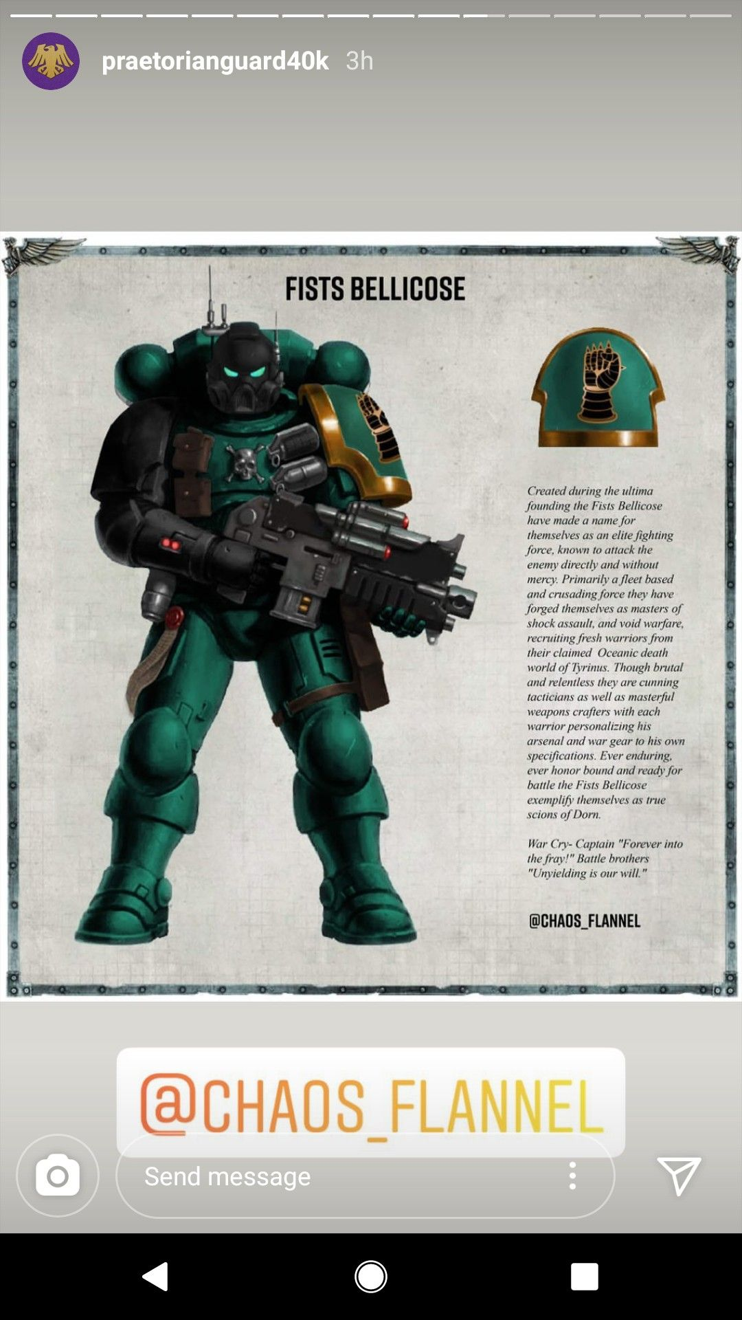 Pin by Matthew Hunt on Other People's Space Marine MInis