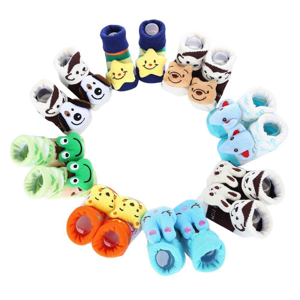 2014 nuevos originales individuales dimensionales preciosas en forma de animales calcetines de bebé Zapatos niños y niñas calcetines boys & girls zapatos-en los zapatos del pesebre de Niños y Mothercare en Aliexpress.com | Grupo Alibaba