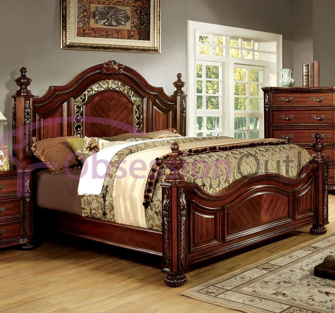 Sku lpb44 in 2020 | Bedroom furniture design, King bedroom ...