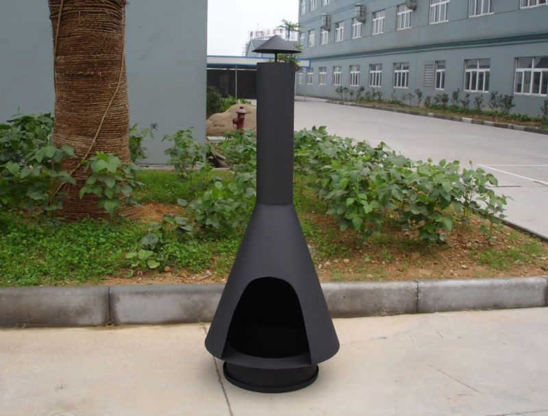 Outdoor Fire Pit With Chimney View Large Fire Pit With Chimney Wixxon Product Details From Hangzhou Brutto Metal Trading Co Ltd On Alibaba Com Fire Pit Chimney Outdoor Fire Pit Outdoor Fire