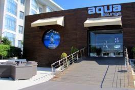 aqua lounge - le lac  brunch, café, lounge, karaoké