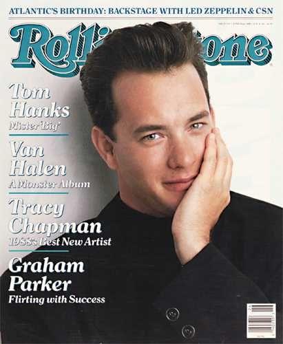 Rolling Stone: Tom Hanks