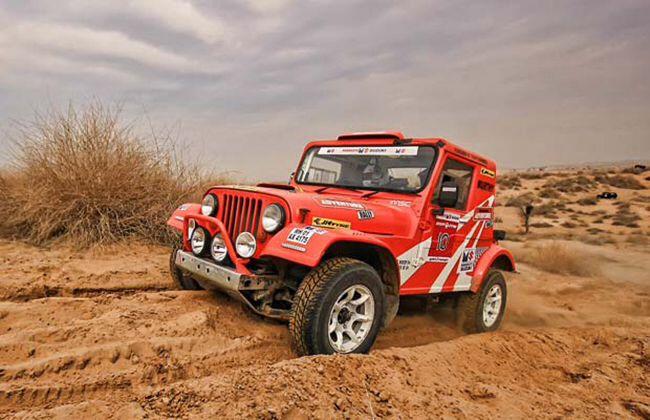 Mahindra Thar Rally Mahindra Thar Mahindra Cars Utility Vehicles
