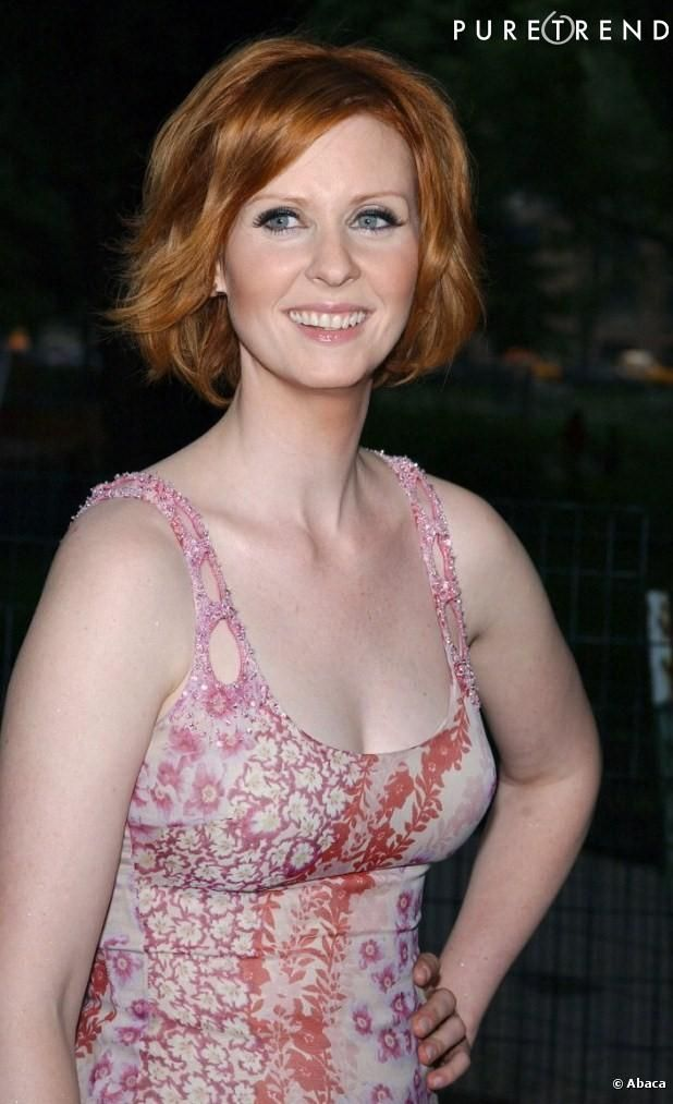 Sex and the City - Miranda Hobbes/Cynthia Nixon