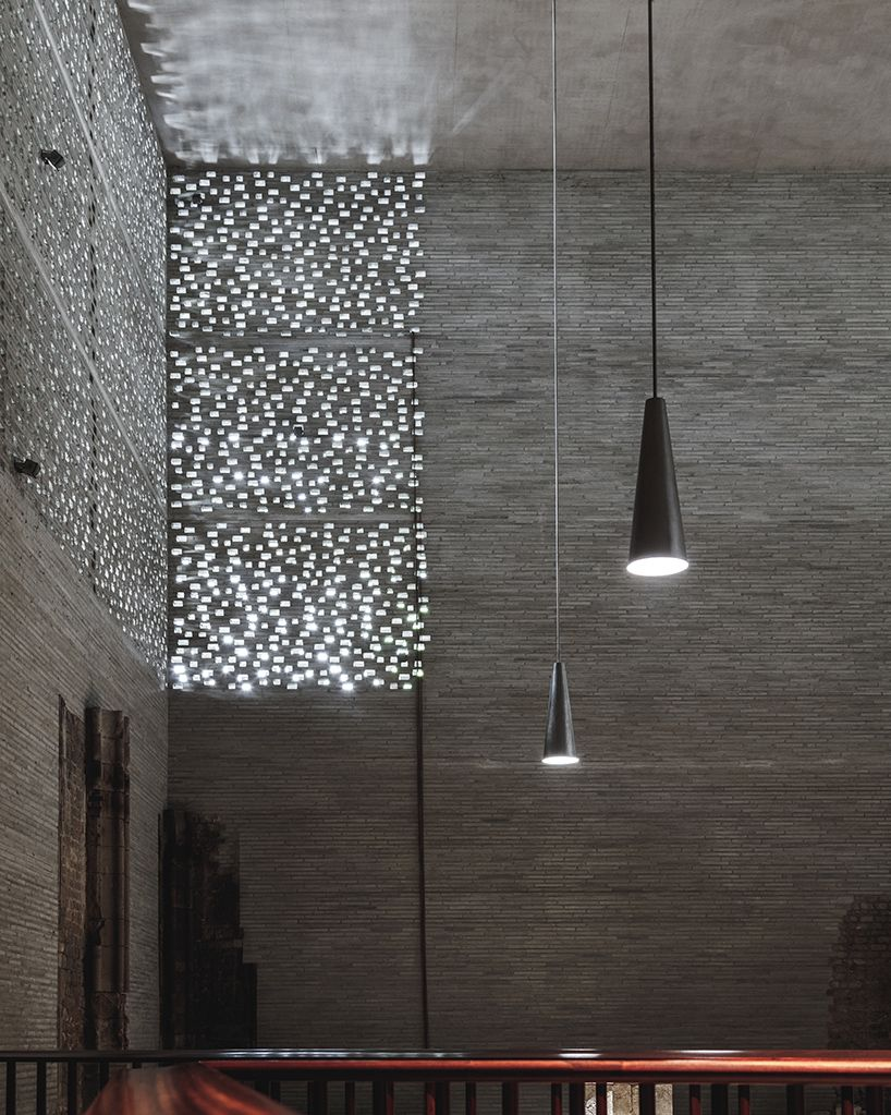 peter zumthor's kolumba museum photographed by rasmus