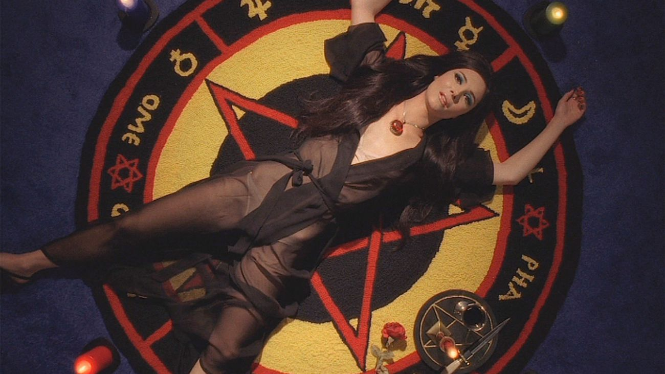 The Love Witch · Film Review The Love Witch paints the battle of the sexes with a gaudy Technicolor brush · Movie Review · The A.V. Club