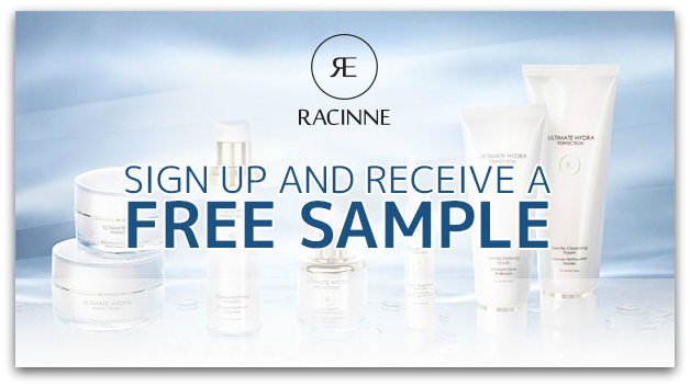Free Skincare Samples from Racinne Canada (With images