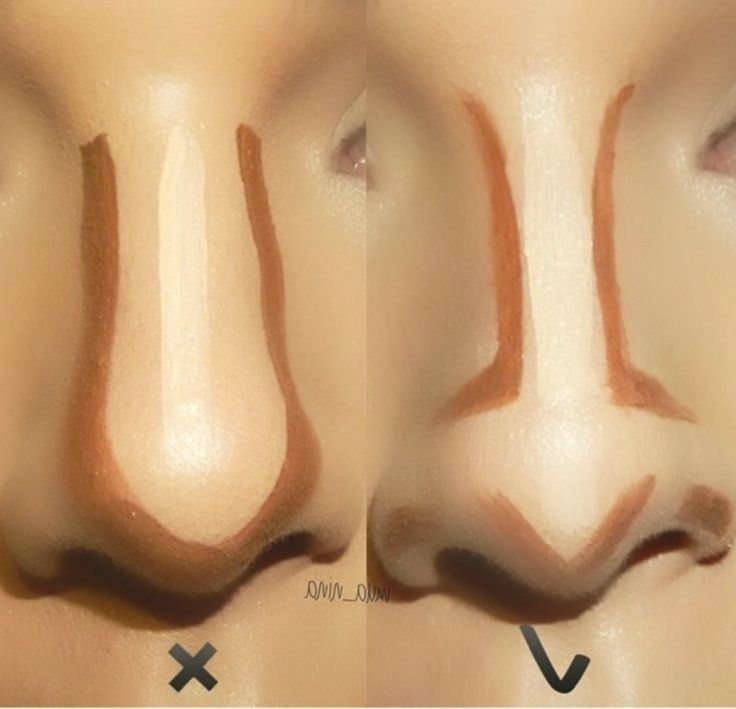 Photo of Makeup Contour Your makeup application as a beginner may not be pe …