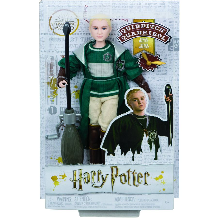 Hpotter quidditch doll assorted harry potter
