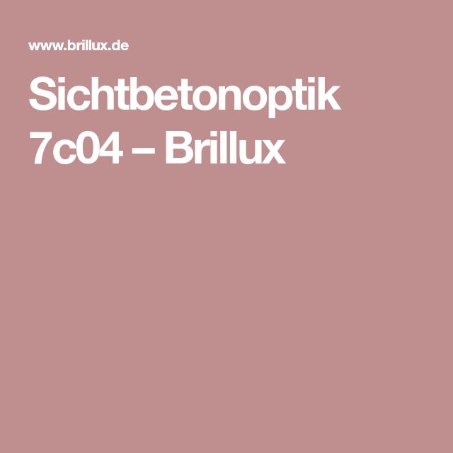 Sichtbetonoptik 7c04–Brillux