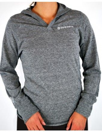 pure barre pullover hoodie Workout clothes, Barre
