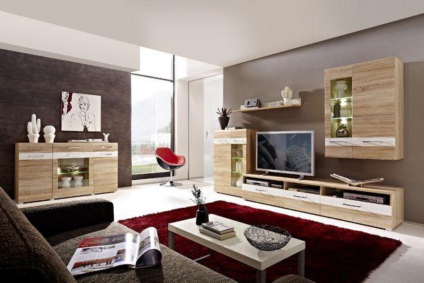 Schon Wohnzimmer Modern Streichen