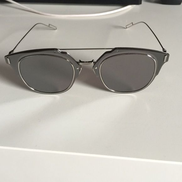 111dde337984 Dior Composit 1.0 by Christian Dior sunglasses Dior Composit 1.0 Palladium  by Christian Dior sunglasses. Authentic. No case included.