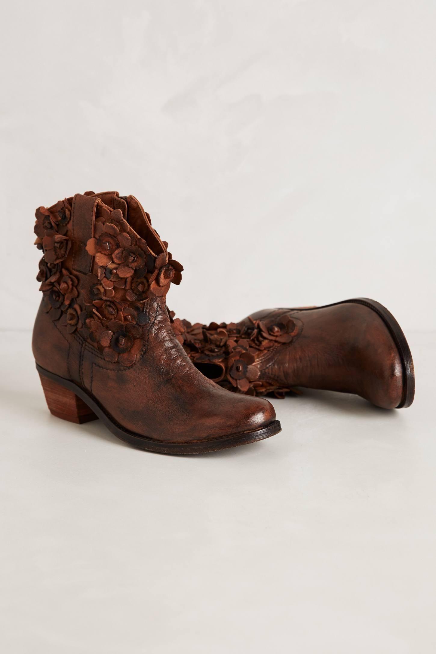 best website 4f782 3d71d Brown Cognac Boots | fashion | Shoe boots, Boots, Shoes