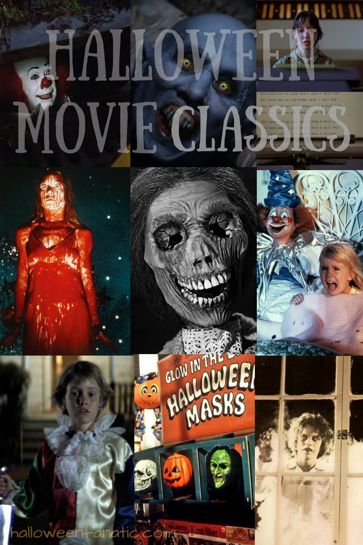 13 Horror Ific Halloween Movie Classics That Never Get Old