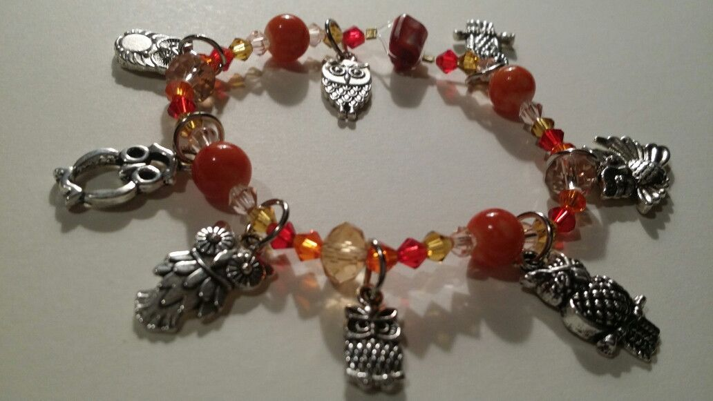 Owls Of Happiness Bracelet