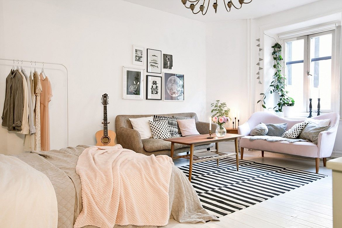 Cool apartment studio decorating ideas on  budget also best style images pinterest sweet home rh