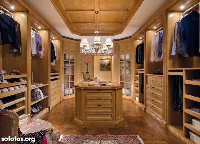 Closet Luxuoso De Planejado Home Decor Home Decor