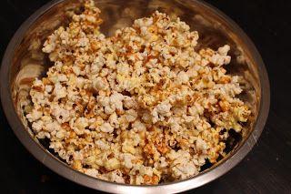 Cody's Test Kitchen: Movie Night Caramel Corn
