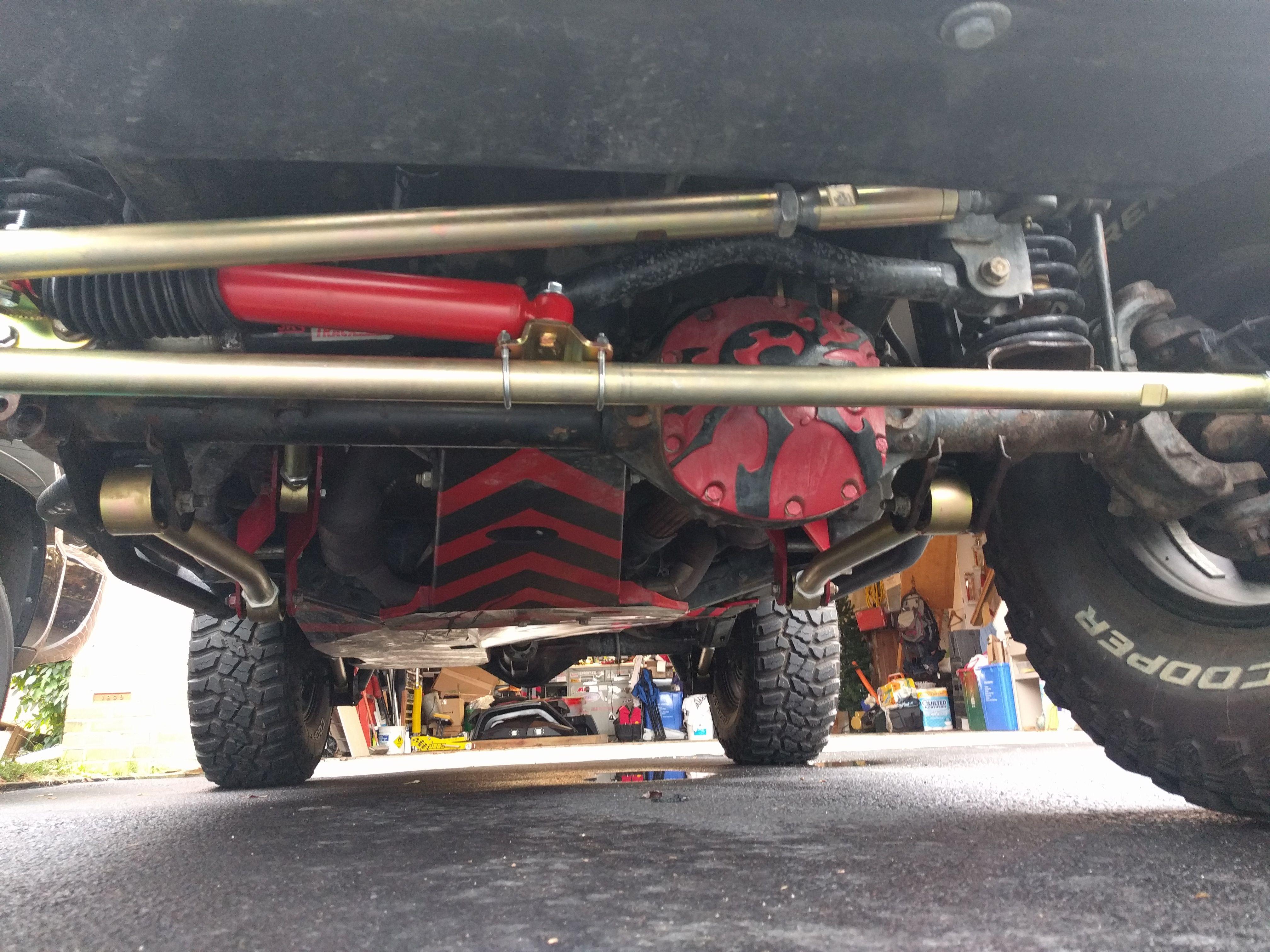 New MetalCloak steering upgrade | Jeeps