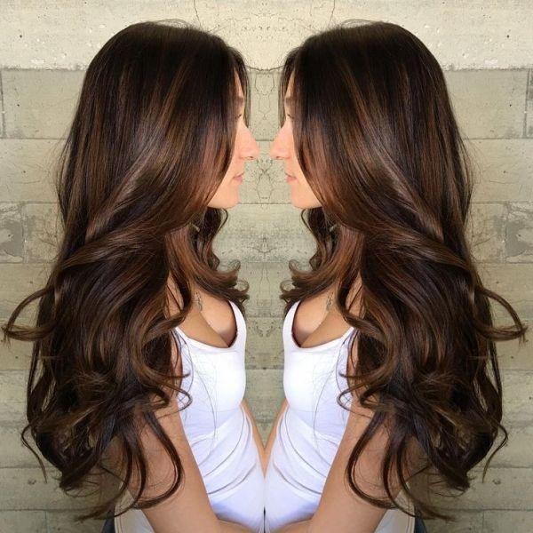 Bildergebnis Für Frisuren Schulterlang Braun Hair Ideas