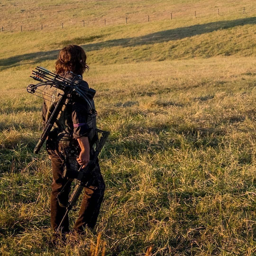 Tanya Strain On Instagram Looking Ahead Hopeful For Better Days Normanreedus Ridew Daryl Dixon Walking Dead The Walking Dead The Walking Dead Tv