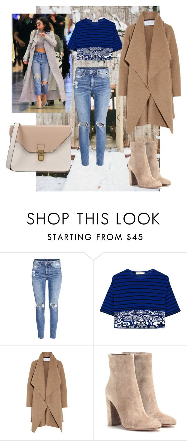 """""""Bez naslova #126"""" by mei-terumi ❤ liked on Polyvore featuring H&M, Emilio Pucci, Harris Wharf London, Gianvito Rossi and 8"""
