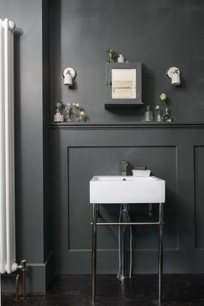 pin von making your home beautiful interiors blog auf black interior colour schemes. Black Bedroom Furniture Sets. Home Design Ideas