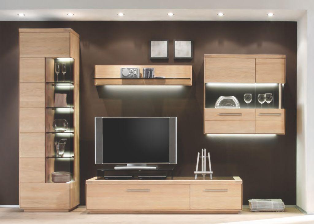 Decker Venta Wohnwand Wohnzimmer Tvwand Tv Holz Mobel Mit Www Moebelmit De Highboard Eiche Wohnwand Couchtisch