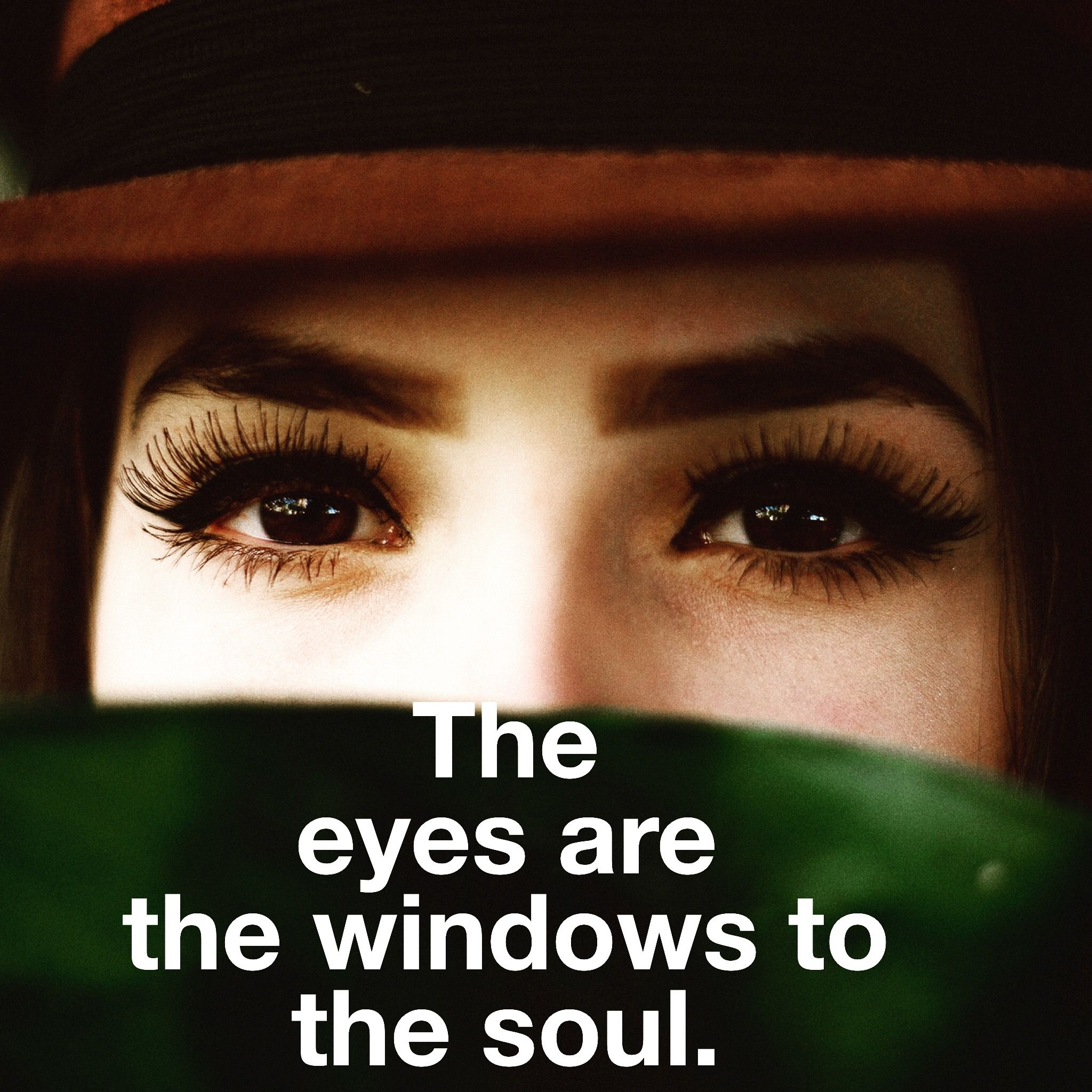 When We Really Want Someone To Listen To And Believe Us We Say To That Person Look Into My Eyes Look Into My Eyes My Eyes Eyes