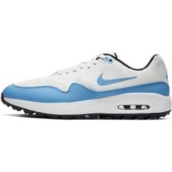 Photo of Nike Air Max 1 G Men's Golf Shoe – White Nike