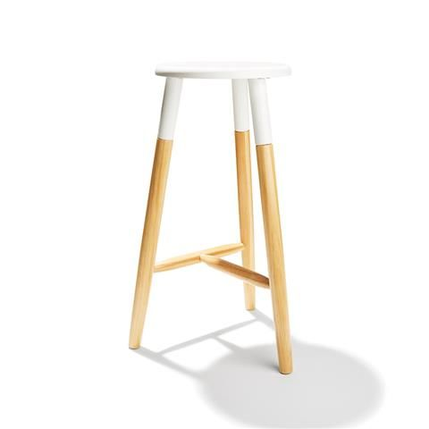 Bar Stool  2 Tone  Kmart  Standarty Atrn  Pinterest  Bar Inspiration Kmart Kitchen Chairs Inspiration Design