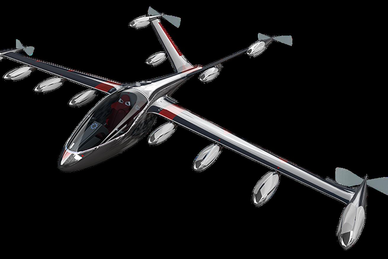 Secretive air taxi startup Joby Aviation raises 100