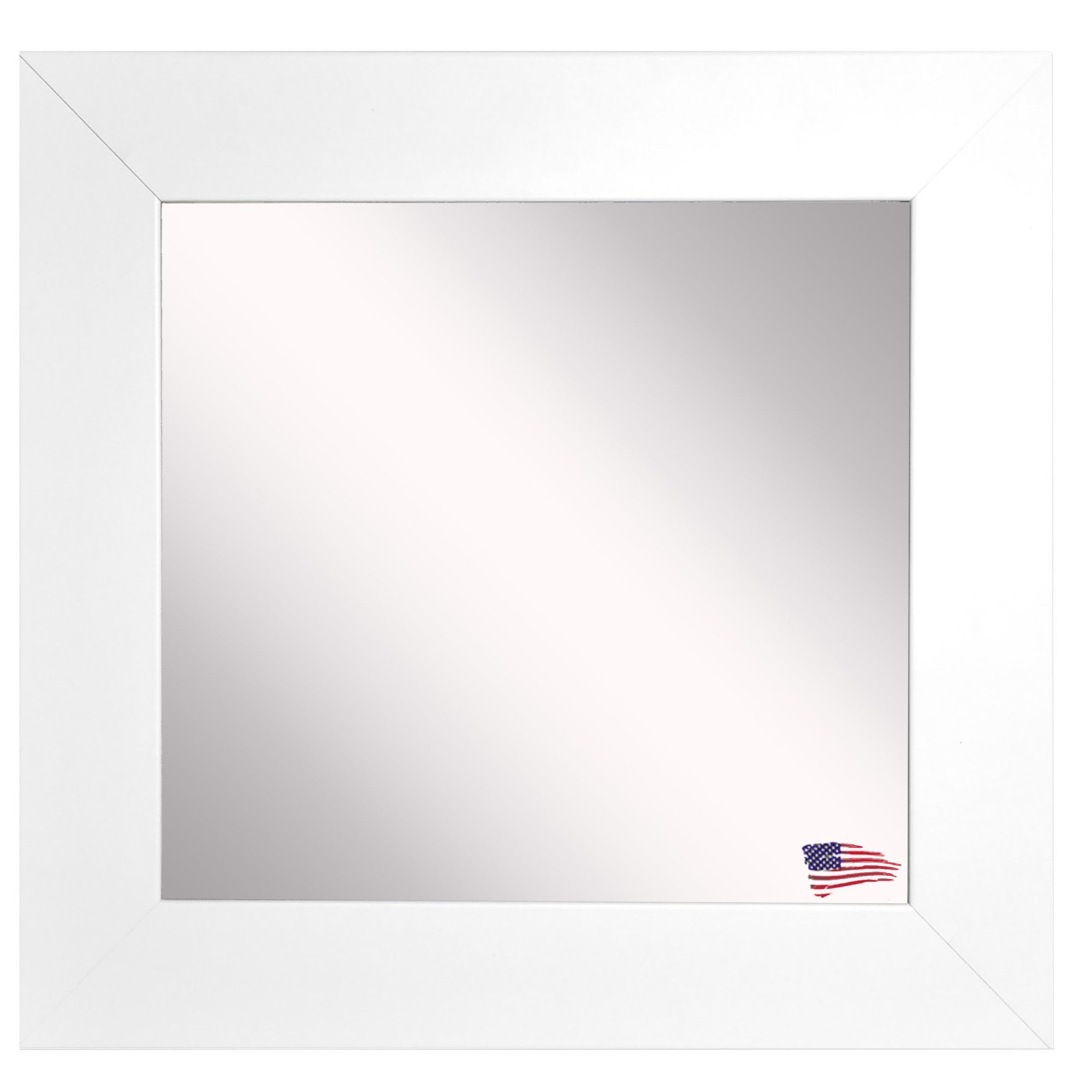 Square wide wall mirror products square wide wall mirror amipublicfo Images
