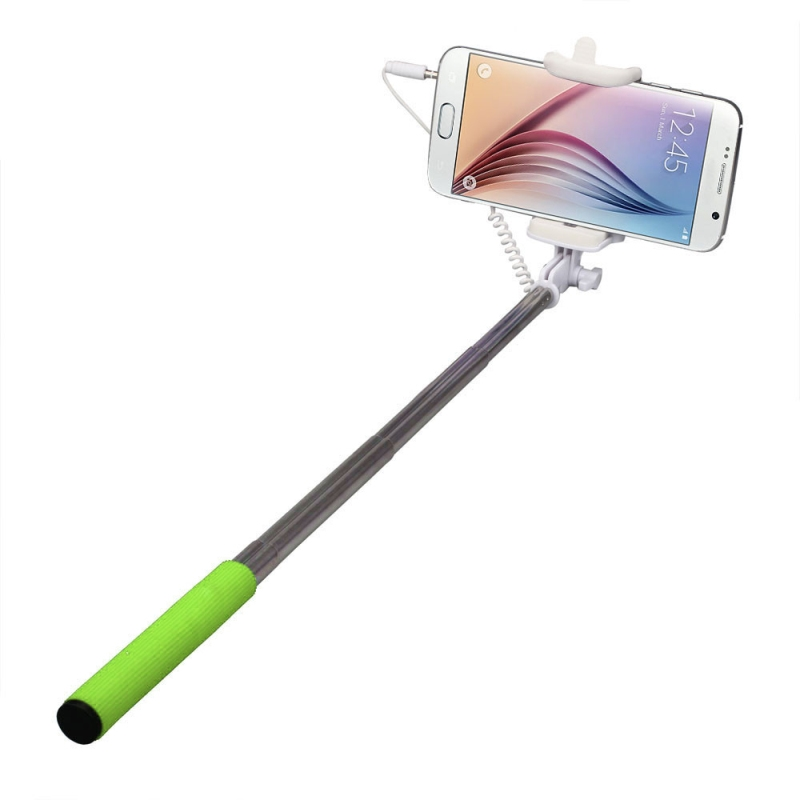 1.23$  Know more - http://aiqqi.worlditems.win/redirect/32723681712 - 1PC Mini Extendable Handheld Fold Self-portrait Stick Holder Monopod for Iphone Universal for samsung Android IOS Wired Selfie   #magazineonlinebeautiful
