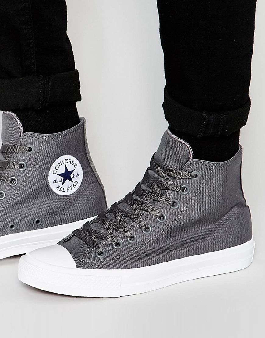 Best Quality Converse Chuck Taylor All Star II Black for Men